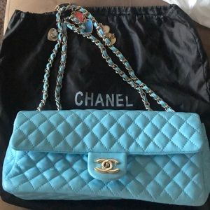 Baby Blue CHANEL bag